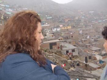 Sra. Leonor Chumbimuine Cajahuaringa ( 2008 - 2010)