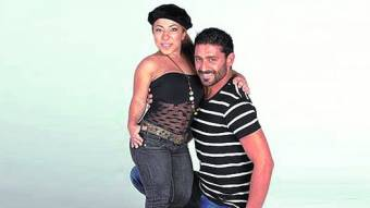 Piquin y Noelia