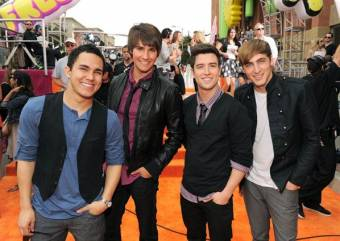 4.Big Time Rush