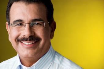 El Lic. Danilo Medina