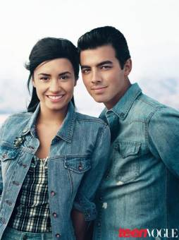 Demi Lovato y Joe Jonas (JEMI)