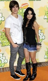 Vanessa Hudgens y Zac Efron (Zanessa)