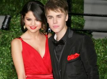 Con Selena Gomez