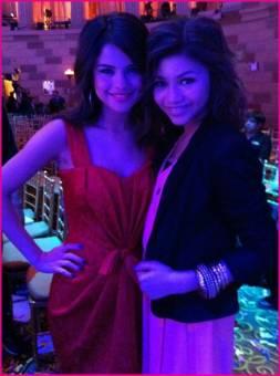 Selena y Zendaya ♥