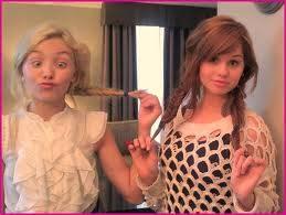 Debby y Peyton