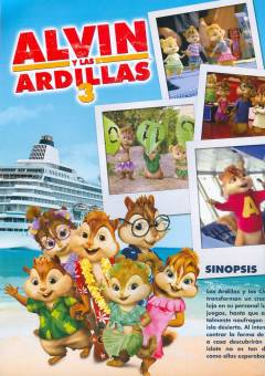 Pel�cula favorita: Alvin y las ardillas 3