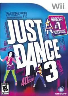 Videojuego favorito: Just Dance 3