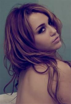 La hermosa de Miley Cyrus♥