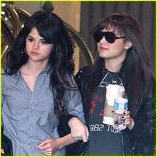 Sele y Justin