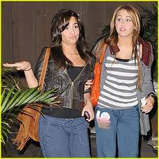 Demi y Miley