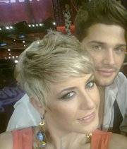 Andrea Lopez y Jonathan Gonzalez
