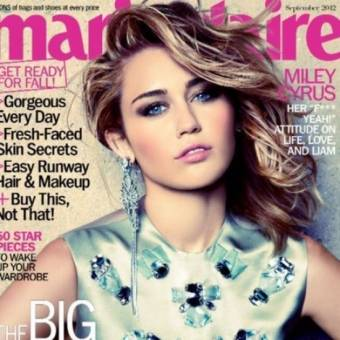 Por salir muy hermosa en la revista