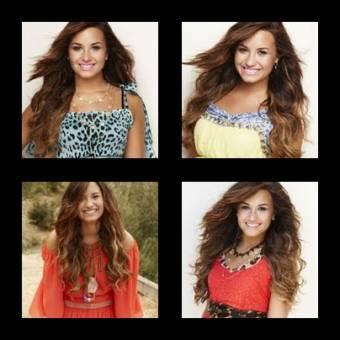 Demi Lovato revista seventeen.
