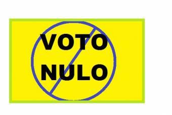 Voto Anulado