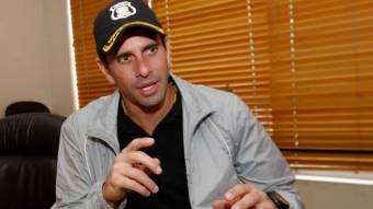 Henrique Capriles Randoski