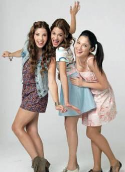 Violetta Francesca Y Camila