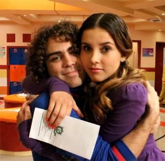 Eddy y Valentina