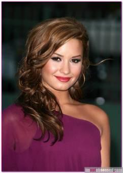 Demi Lovato...