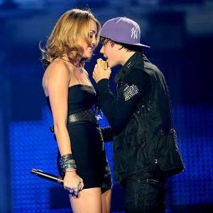 Miley y Justin - Jiley