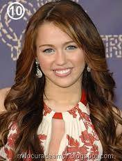 Miley pelo como medio chinito