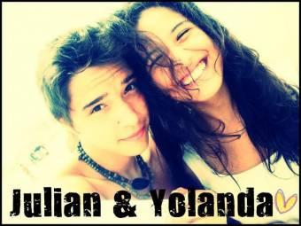 Julian Serrano y Yolanda