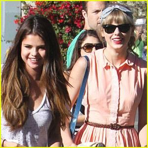 Taylor Swift & Selena Gomez