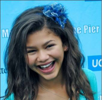 ZENDAYA COLEMAN UNICA DE DISNEY CHANNEL