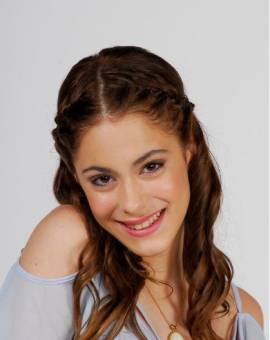 VIOLETTA BONITA DE DISNEY CHANNEL