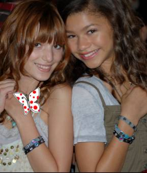 bella throne zendaya coleman