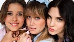 Valentina, Natalia y Leonora