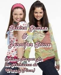 Selena Gomez & Jennifer Stone (Alez y Harper En Los Hechizeros De Waverly Place)