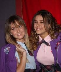 Natasha y Paulina