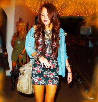 Miley Cyrus {smilers}
