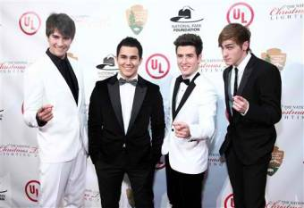 Big Time Rush {rushers}
