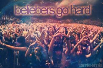 Beliebers! Fans de Justin Bieber
