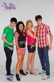 Ludmila, Naty,Andres y Leon !
