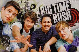 Big Time Rush perdon, es PERFECCION