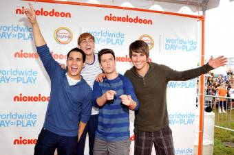 big time rush perfectos