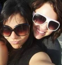 Miley Cyrus y Mandy