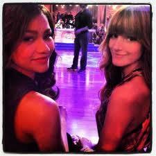 Zendaya Coleman y Bella Thorne