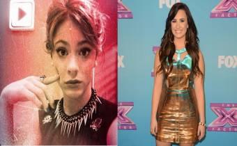 Martina Stoessel y Demi Lovato
