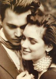 Winona Ryder & Johnny Deep