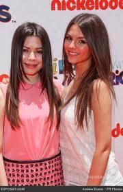 Miranda Cosgrove y Victoria Justice