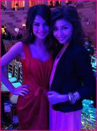 Zendaya Coleman y Selena Gomez