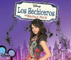 los hechiseros of waverly place