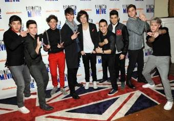 Big time rush y one direction