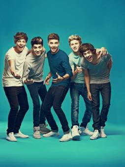 ONE DIRECTION BOGOT�-COLOMBIA