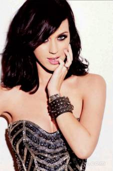 Porque es super fan de Katy Perry