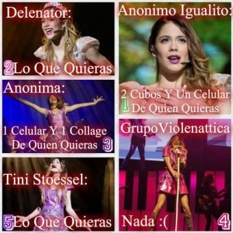 Resultados De La Raspadita De GrupoVioletta♥