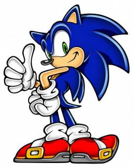 sonic the hetgehog